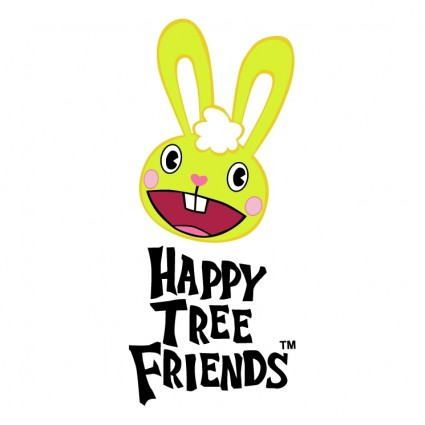 Happy tree friends clipart.