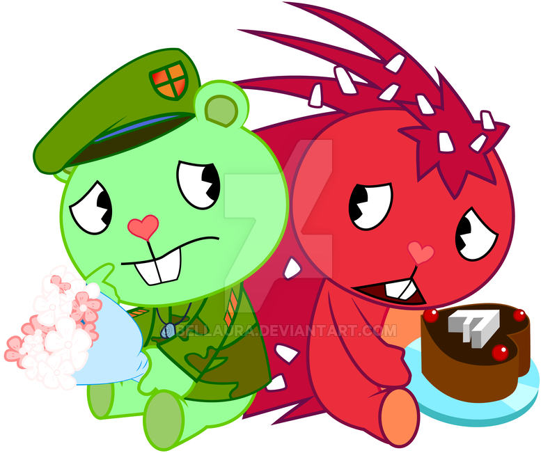 Happy Tree Friends favourites by dayle14 on DeviantArt.