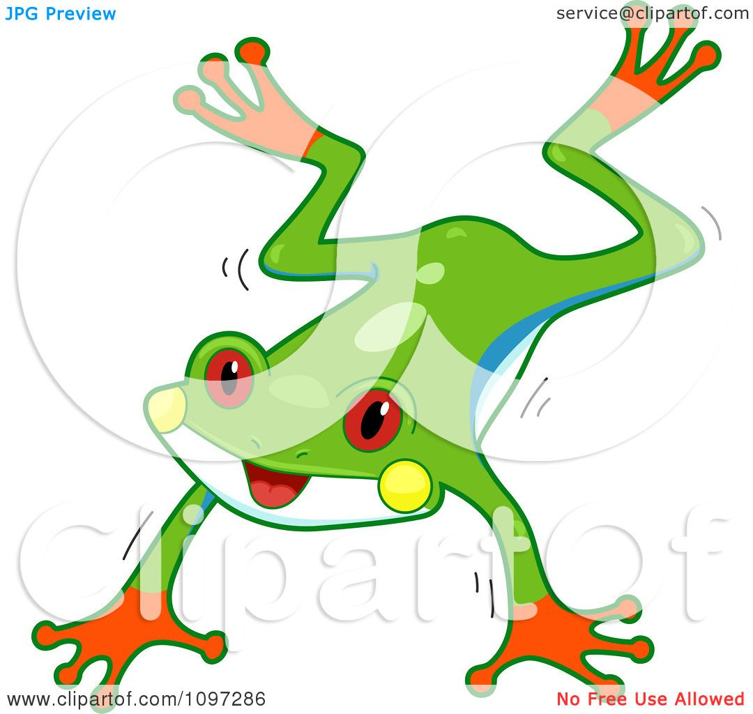 Showing post & media for Climbing frog cartoon.