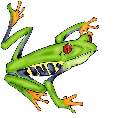 Free Cartoon Tree Frog, Download Free Clip Art, Free Clip.