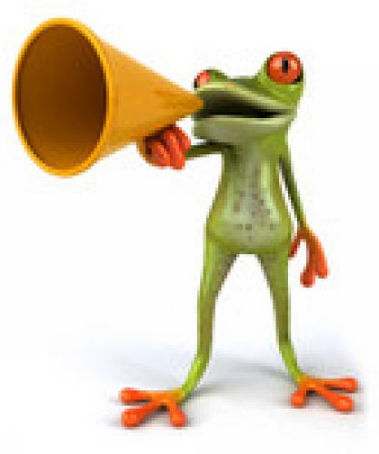 Tree Frog Clipart.