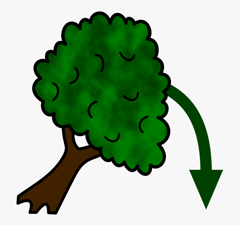 Falling Trees Clipart Gif.