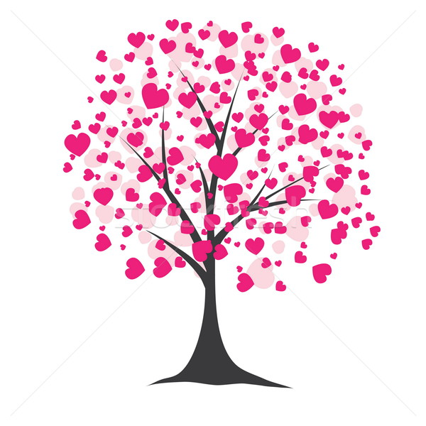 Tree Heart Vector at GetDrawings.com.