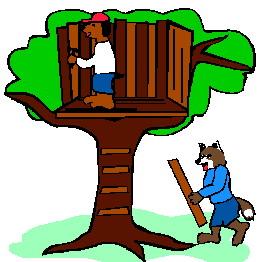 Treehouse Clip Art.