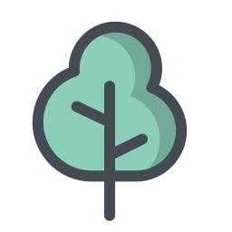 Tree Icons.