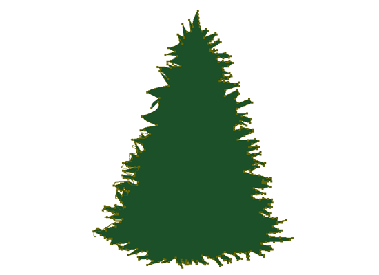 Free Christmas Tree Illustration, Download Free Clip Art.