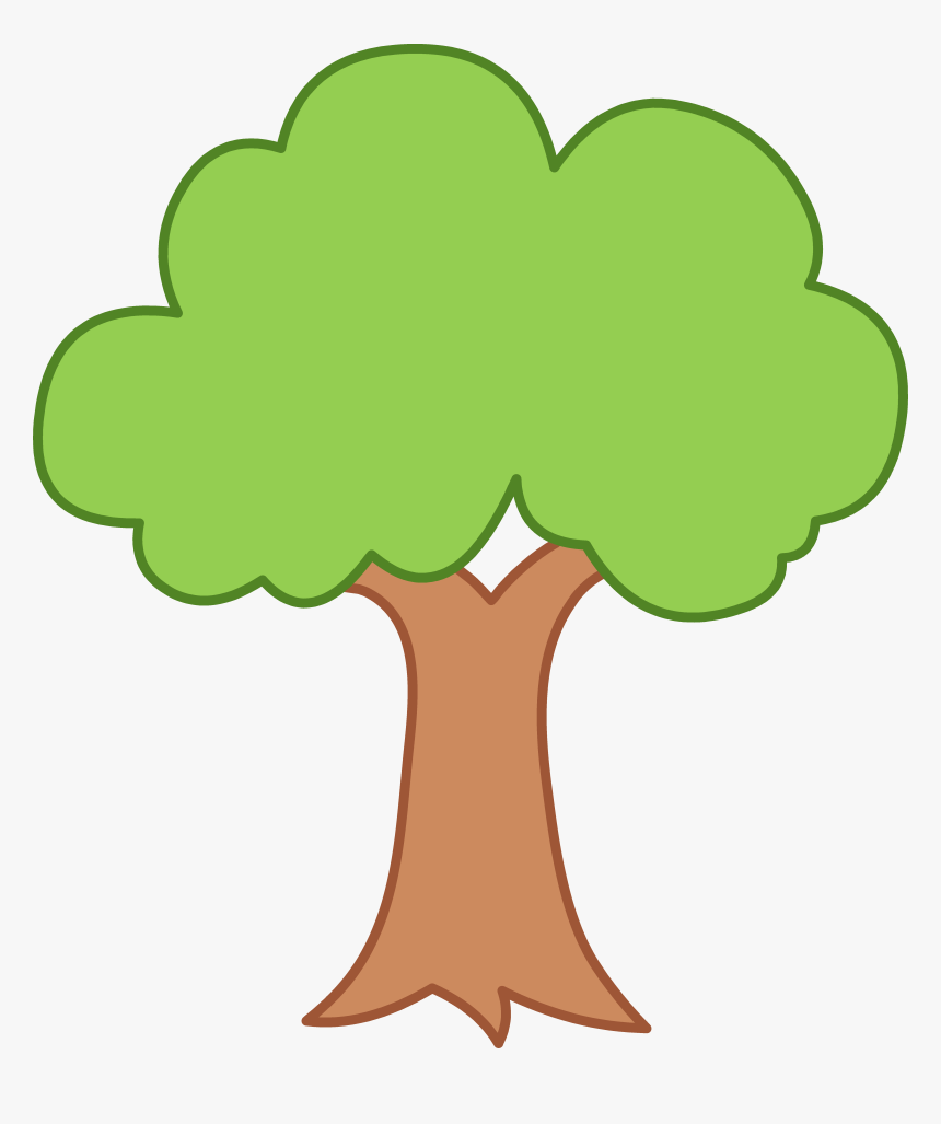 Life Clipart Colorful Tree.
