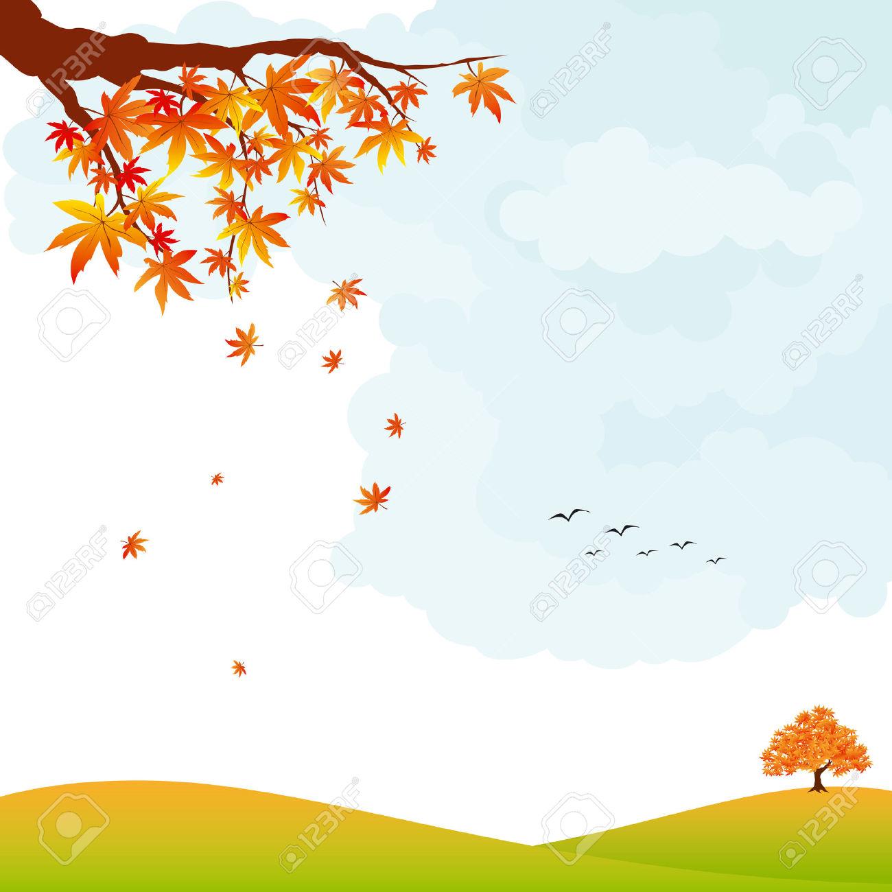 Fall sky clipart.