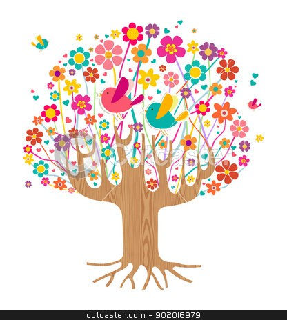 Tree In Spring Clipart 20 Free Cliparts Download Images On