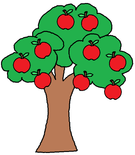 Picture Apple Tree.