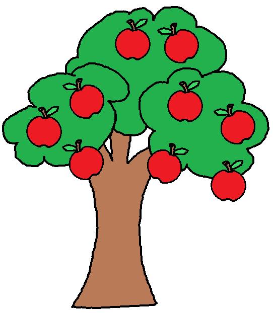 Picture Apple Tree.