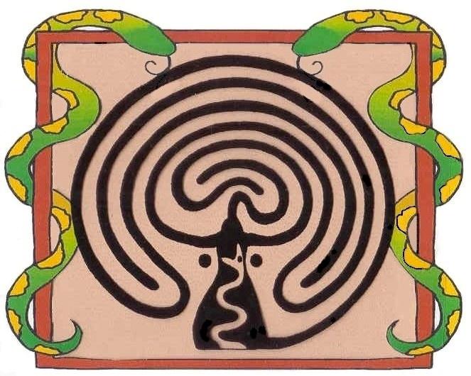 205 Best images about labyrinths on Pinterest.