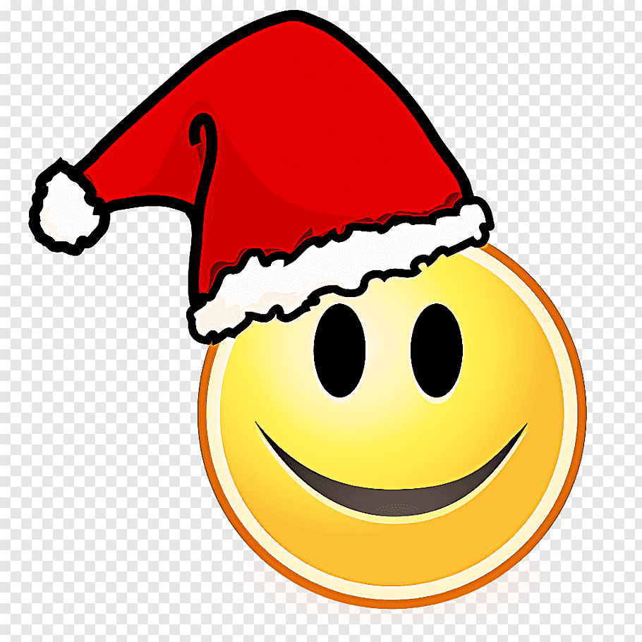 Red Nose Day, Santa Claus, Smiley, Emoticon, Christmas Day.