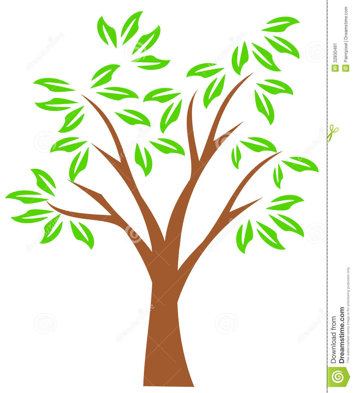 tree trunk with branches clipart 20 free Cliparts ...