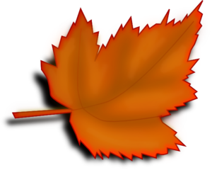 Tree Leaf Clip Art at Clker.com.