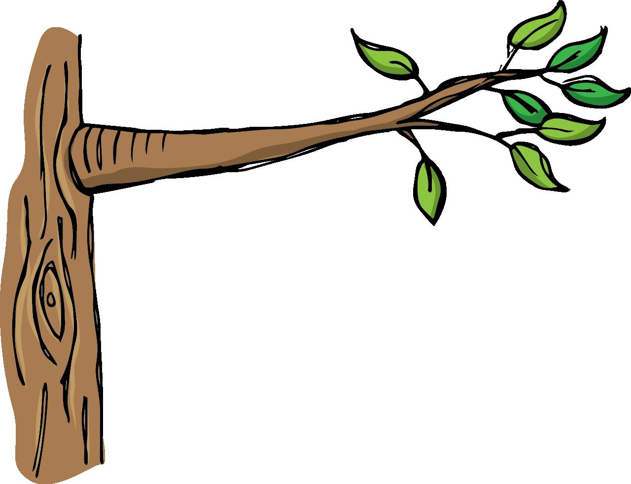 tree limb clipart - photo #17