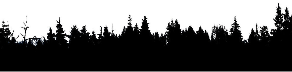 Clipart Tree Line.