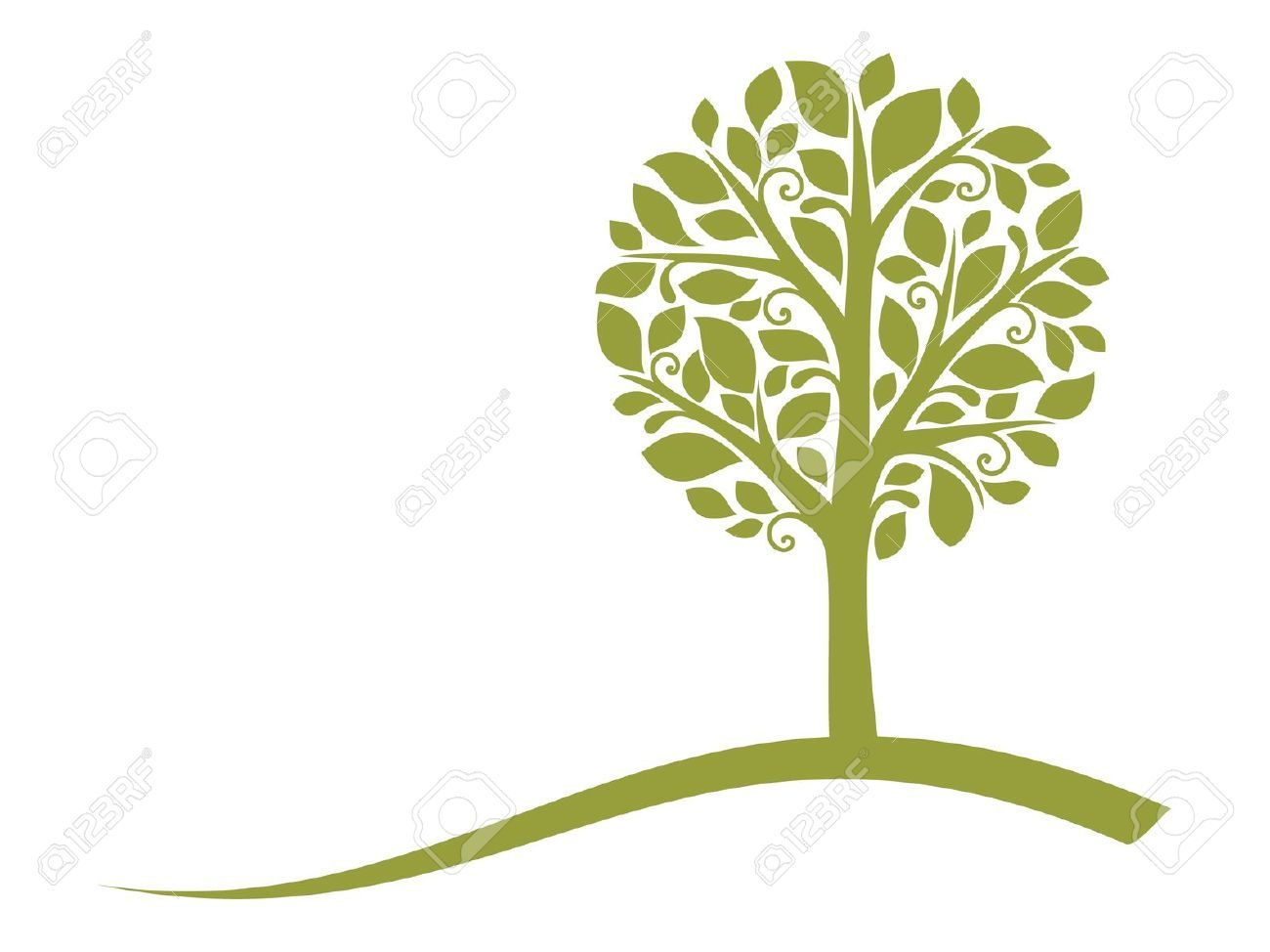Image result for free tree logo clipart.