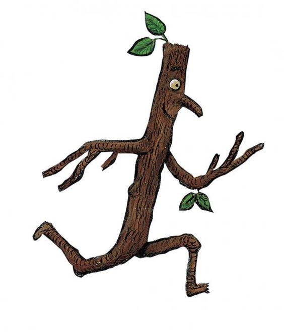 stick tree man :).