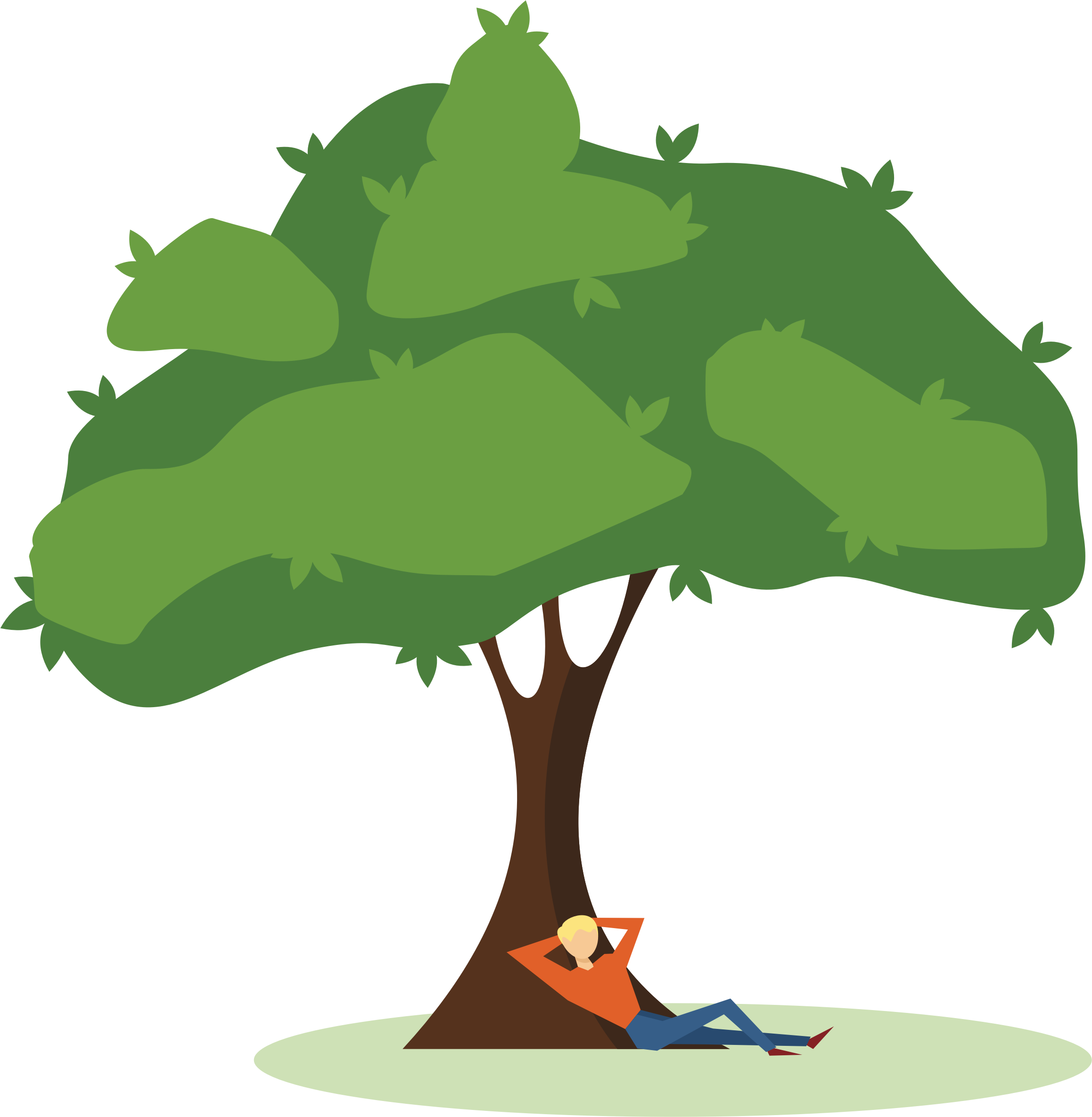 Tree clipart man, Tree man Transparent FREE for download on.