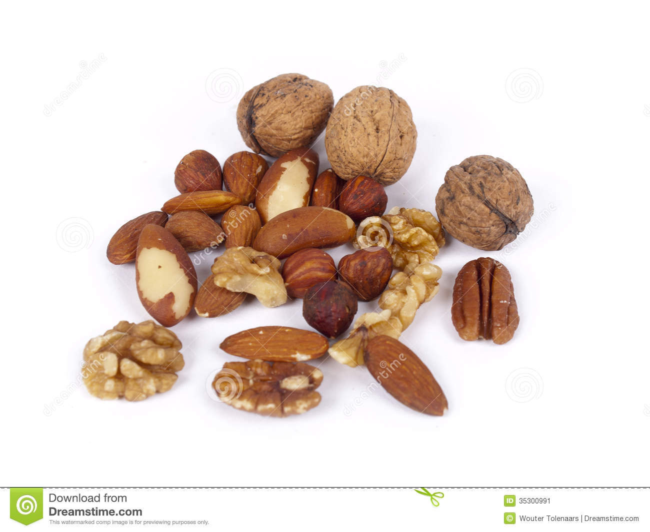 Nuts clipart images.