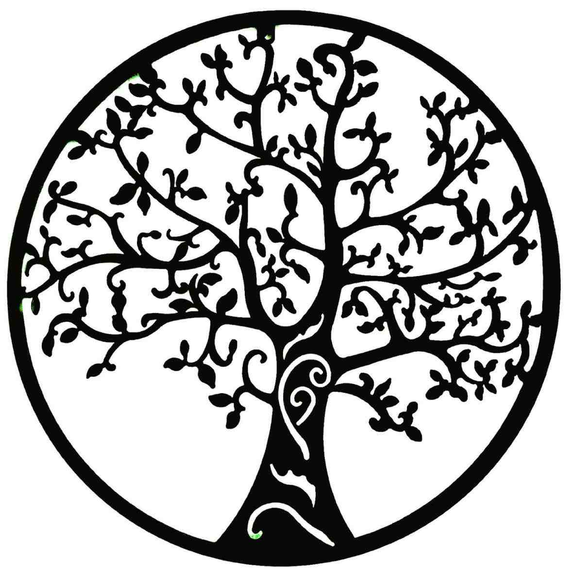 Free Tree Of Life Silhouette Clip Art, Download Free Clip.