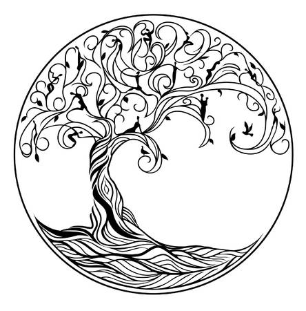 Free tree of life clipart 1 » Clipart Station.