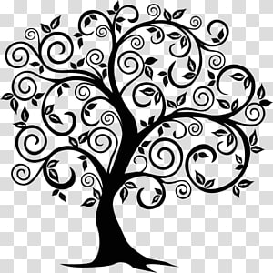 Tree Of Life transparent background PNG cliparts free.