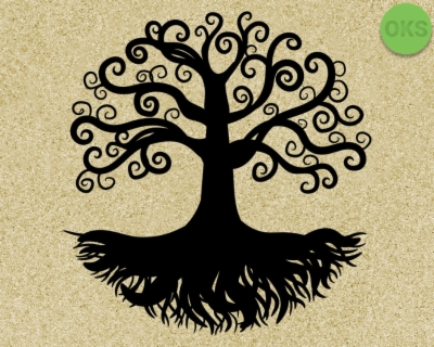 tree of life , Free clipart download.
