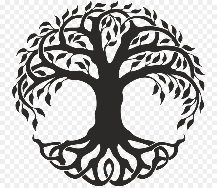 Figure drawing Tree of life Clip art Image.