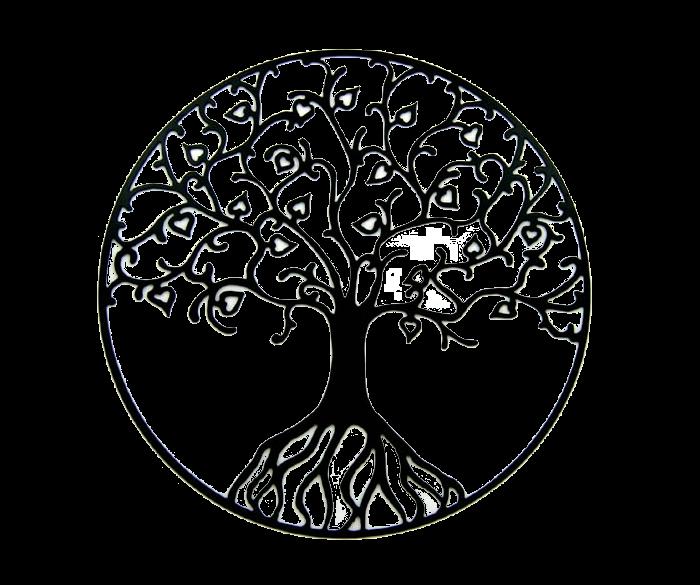 Tree of life Oak Clip art.