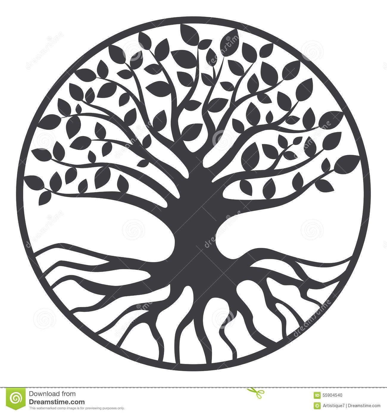 Tree Of Life Royalty Free Stock Photography.
