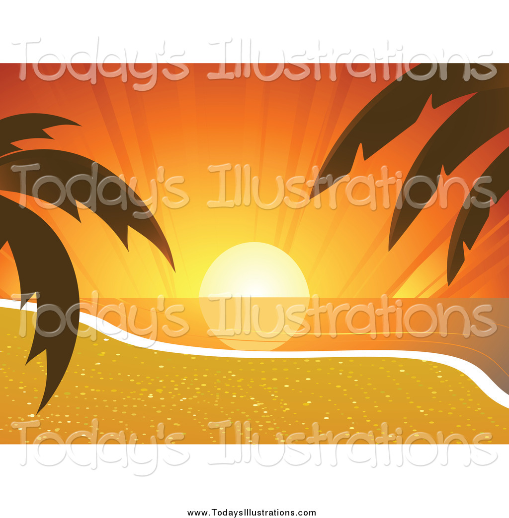 Royalty Free Palm Tree Stock New Designs.