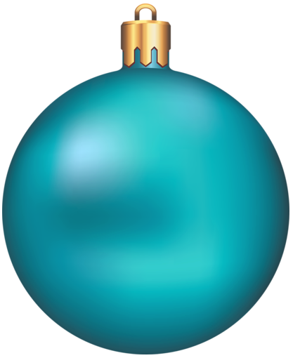Tree ornament clipart.