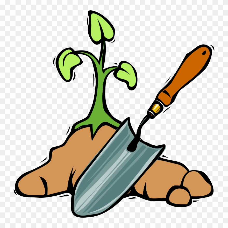 Dig Clipart Tree Planting.