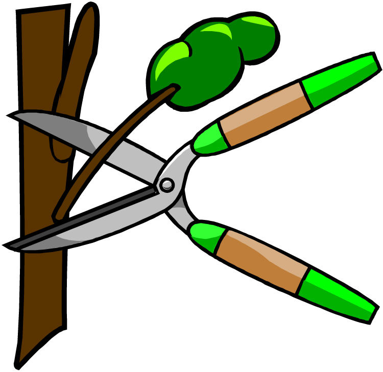 Pruning Clipart.