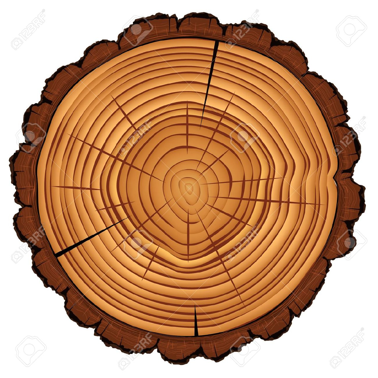 Pine tree cross clipart.