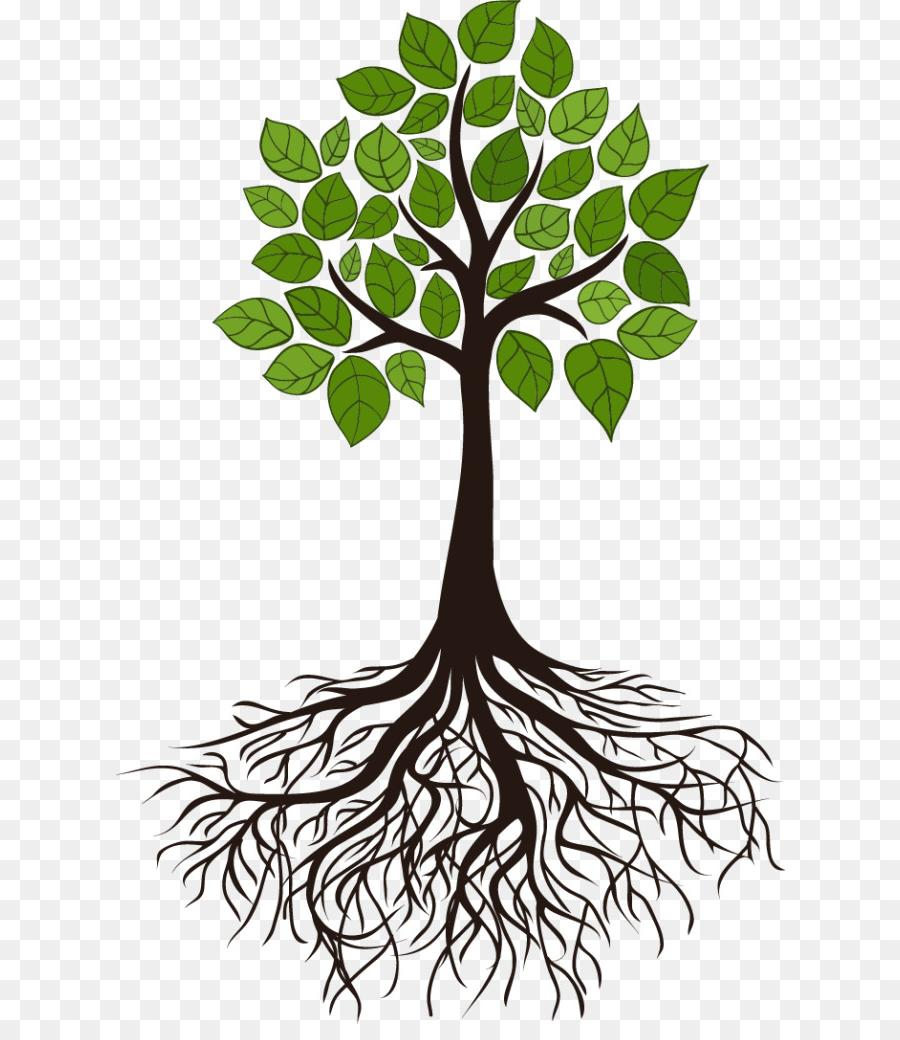 Best Free Tree Roots Clip Art File Free » Vector Images Design.