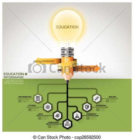 Tree Roots Education Clipart.