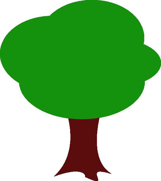 Tree clipart scene, Tree scene Transparent FREE for download.