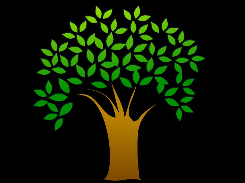 Mustard Seed Tree Clipart.