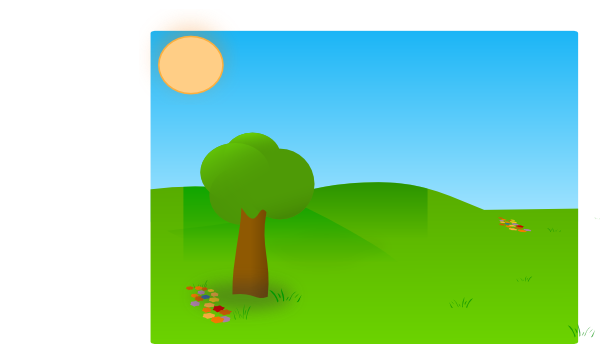 Showing post & media for Cartoon grass and sky clip art.