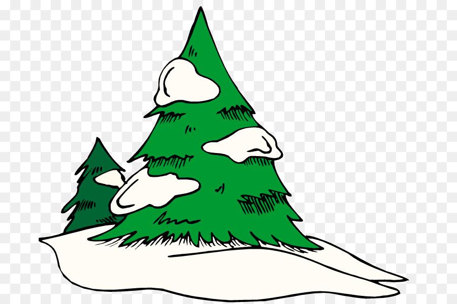 Christmas Tree Snow clipart.