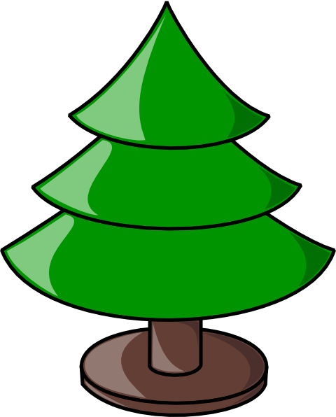 Tree With Stand clip art Free Vector / 4Vector.