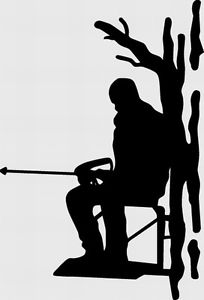 Tree Stand Clipart.