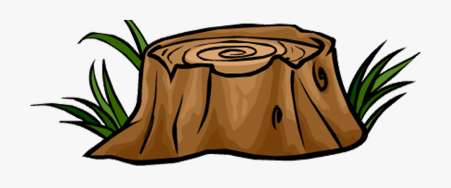Cartoon Tree Stump Clipart Best Xvbbr2 Clipart.