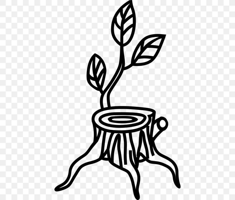 Tree Stump Trunk Clip Art, PNG, 440x700px, Tree Stump.