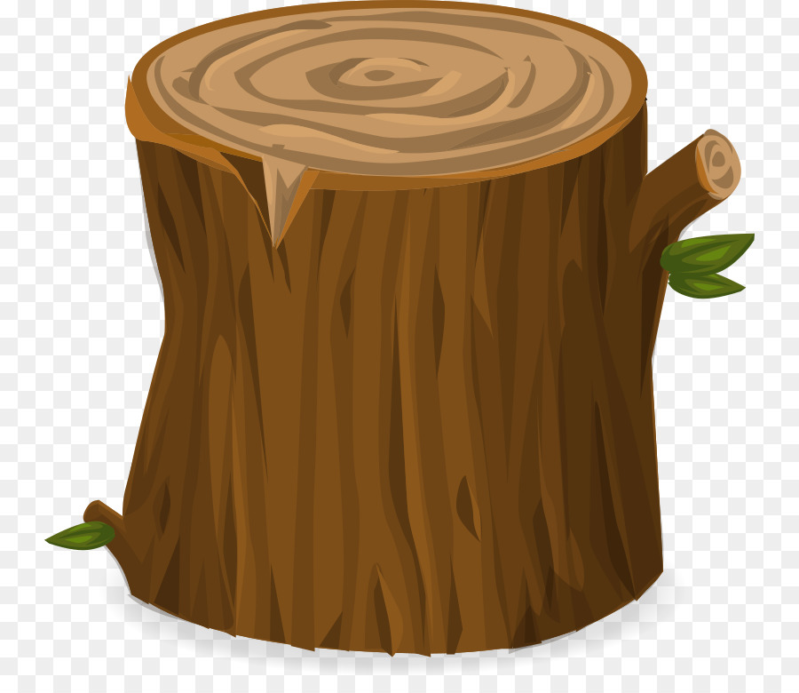Tree Trunk Drawing png download.