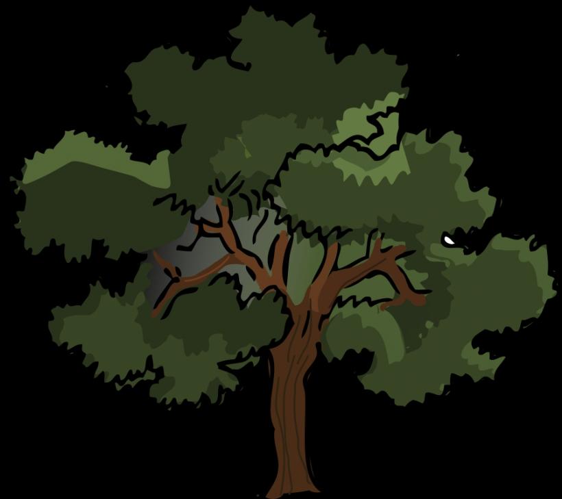 oak tree clip art free clipart image 2491650 PNG free oak tree.