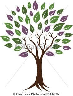 Creative kids pencil hand tree design for support or helping.